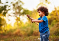 Introverted Children and Playtime