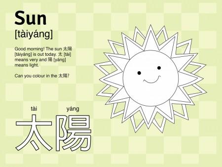 Sun-activity-sheet